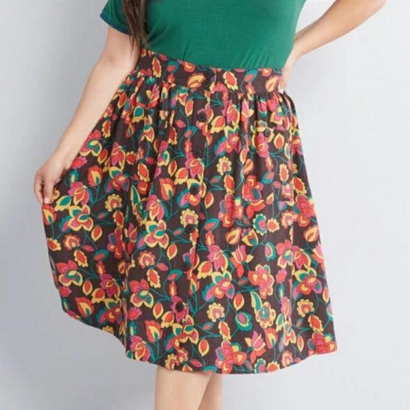 Modcloth Dresses & Skirts - Modcloth Midi Skirt 3X-NWT